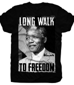 Long Walk to Freedom Sign...
